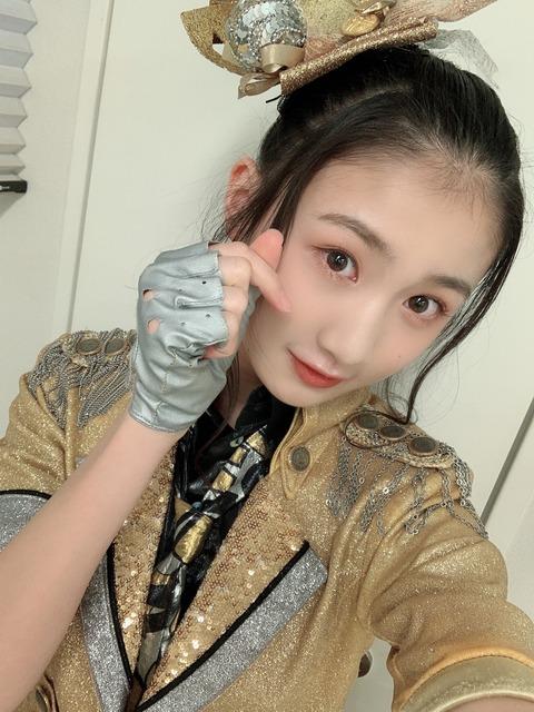 【悲報】NMB48塩月希依音ちゃん、Twitterの巻き込みリプを謝罪