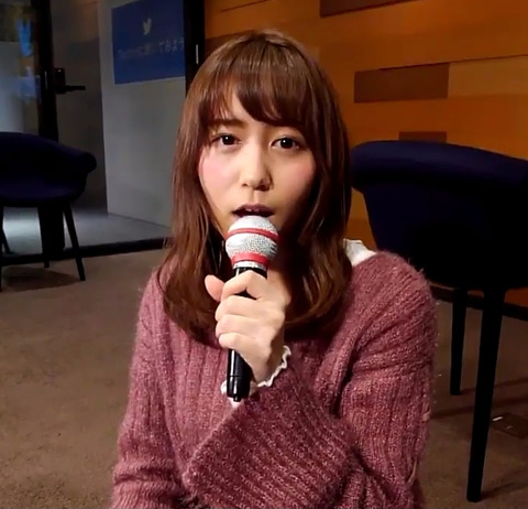 【SKE48】大場美奈が珠理奈と総監督を批判「珠理奈はもっと話しやすいオーラだせ」「横山は締めるとき時は締めろ」