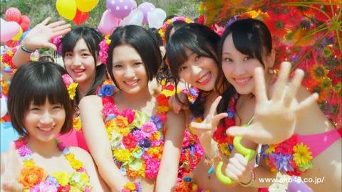 【AKB48】さよならクロールって何で人気ないの?