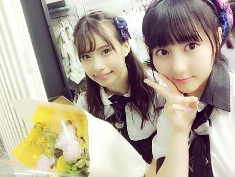 【HKT48】田中美久さんから卒業する岡本尚子への有難いお言葉「変な男に騙されないで」