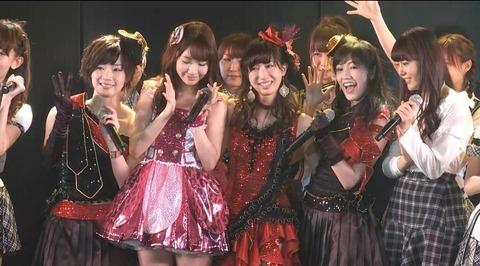 【AKB48G】一番感動した卒業公演って誰の公演だった?