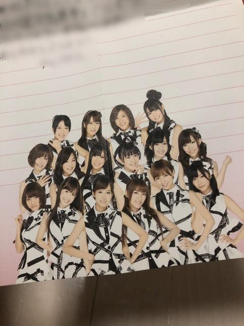 【AKB48】大家志津香「高橋チームAのメンバーが、もう私しかAKBにいないと思うと震える。粘りすぎ。それもまた人生。」