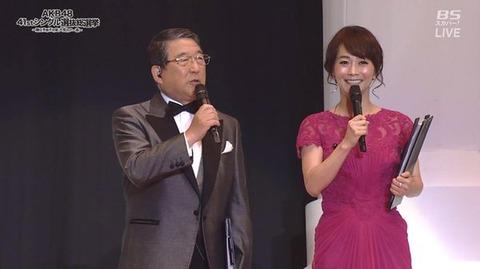 【AKB48総選挙】徳光の代わりのMCを考えるスレ