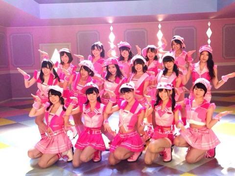 【AKB48】LOVE修行と清純フィロソフィーどっち好き?【チーム4】