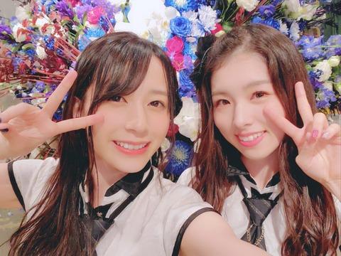 【AKB48】佐々木優佳里と岩立沙穂、どちらを嫁にするべきか?