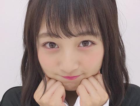 【NMB48】あーやんこと山本彩加ちゃんから可愛い画像が到着しました!