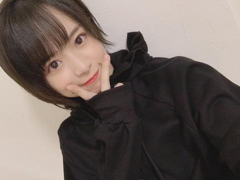 【朗報】チーム8倉野尾成美ちゃん、ショートカットにしてかわいさが覚醒!