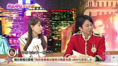 【AKB48G】なぜアイドル番組の司会は芸人なのか?