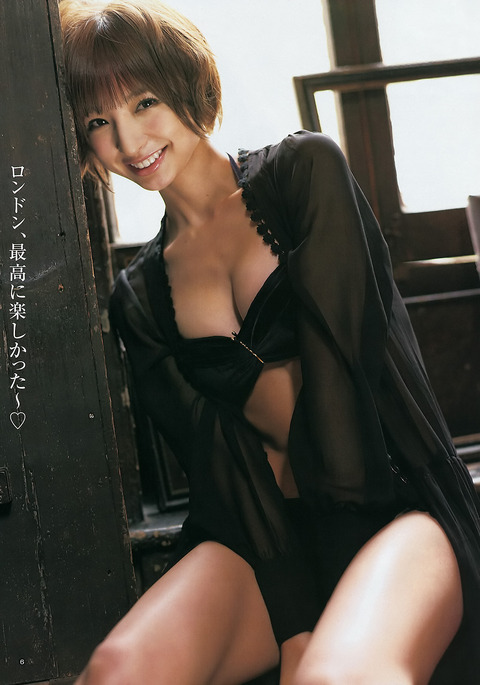 【AKB48G】篠田麻里子のような長身お洒落メンバーがなぜ現れないのか?
