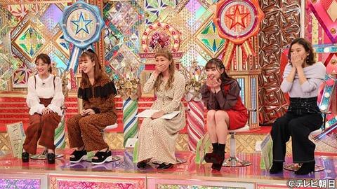 【SKE48】須田亜香里が「金曜★ロンドンハーツ」に出演!