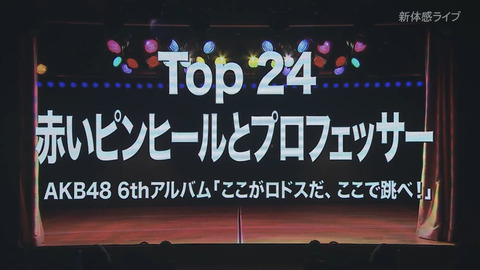 【悲惨】世界チャンピオン松井珠理奈さん「リクアワは赤ピンに投票して」←結果24位・・・-