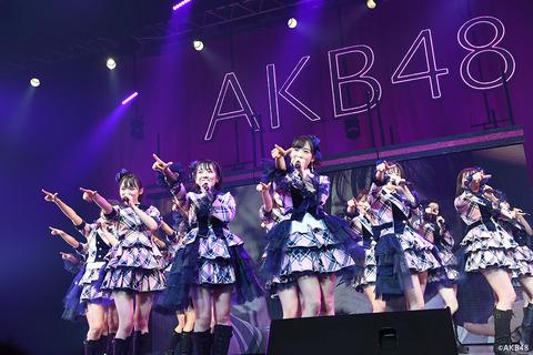 【朗報】GYAO!でAKB48全国ツアー2019のパブリックビューイング開催決定!!過去ライブの無料配信も(3)