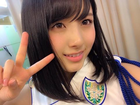 【AKB48】なーにゃが黒髪に戻る!!!【大和田南那】