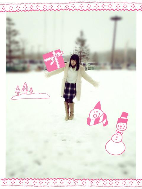 【朗報】さやや、2年ぶりに北海道の実家へ戻る【AKB48・川本紗矢】