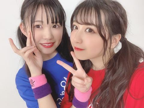 【SKE48】白井姉妹と彩夏姉妹が揃ってチームK2に。同チーム内に姉妹メンバー2組は初