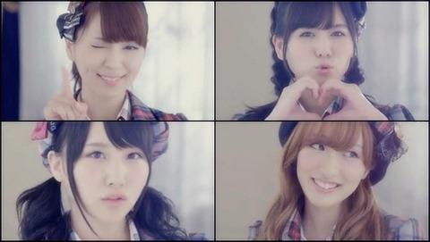 【AKB48】今回のハート・エレキのc/w良曲しかなくね?