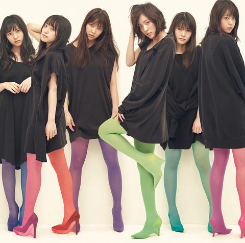 【AKB48】50th「11月のアンクレット」6日目売上は5,275枚