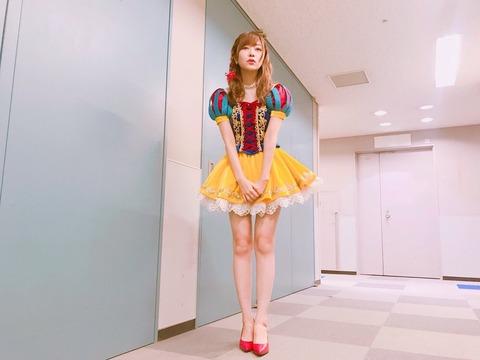 【AKB48】美脚メンバーを挙げていくスレ【画像】