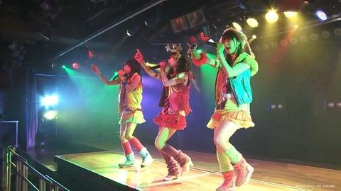 【AKB48】劇場公演の最前から警備員が居なくなる!!!
