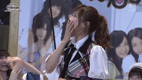 【AKB48総選挙】大家志津香100位wwwwww