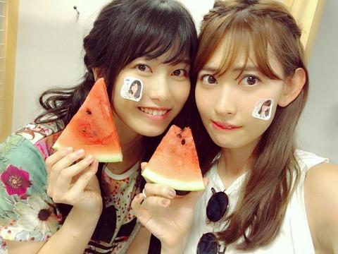 【AKB48】小嶋さんから総監督ゆいはんへの手紙が秀逸【小嶋陽菜・横山由依】