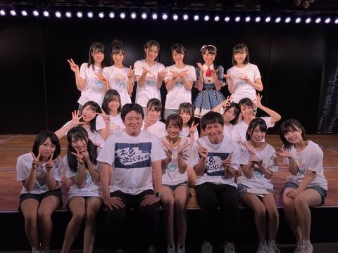 【AKB48】トップリードのいないチーム8を何かに例えるスレ