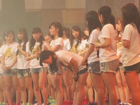 正直NMB48山田菜々の卒業って久しぶりのサプライズだな