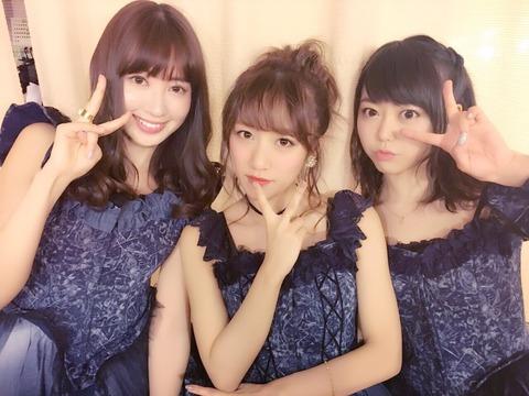 【東スポ】AKB関係者「小嶋陽菜は高橋の卒業コンサートか卒業公演で卒業発表する可能性が高い」