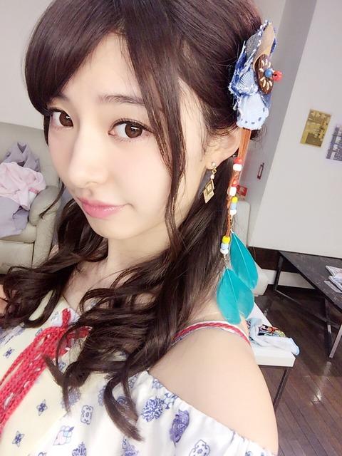 【AKB48】武藤十夢「あんまり表に出さないけど私も言いたいことは沢山ある」