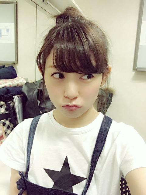 【画像あり】みるきーの唇が放送禁止レベルでエロい!!!【NMB48・渡辺美優紀】
