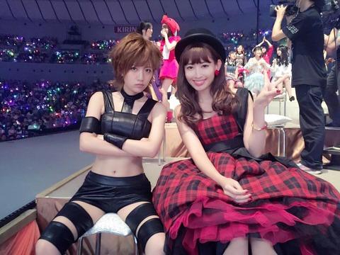 【AKB48G】たかみな、こじはる、きたりえ風ニックネームを付けてみるスレ