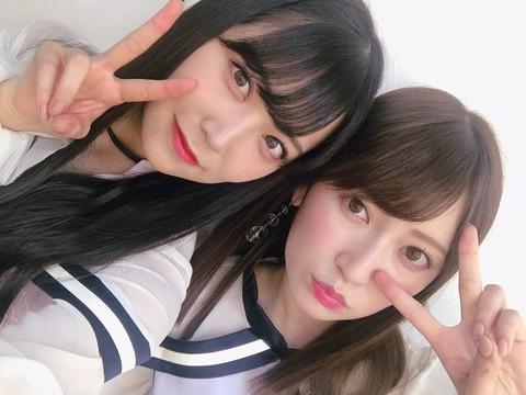 【NMB48】今現在の2番手は白間美瑠と吉田朱里のどっち?