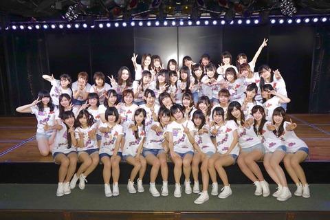 【AKB48】歴代チーム8で一番存在感が薄いメンバーって誰?