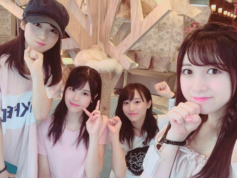 【悲報】猫カフェで遊んだだけの永野芹佳が、変な人達に絡まれてるwww
