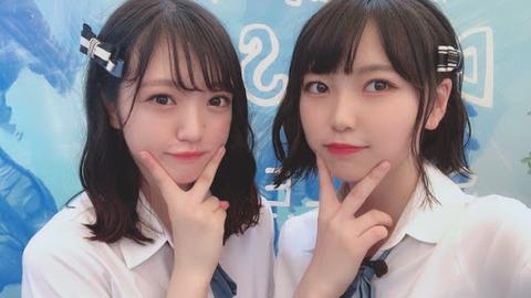 【NMB48】前田令子「急に話しかけられても、『あっ…あっ…』みたいな(笑)」→小林莉奈「オタクじゃん(笑)」