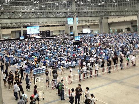 【AKB48G】個別握手会やイベントの開催場所は関東、大阪、名古屋ばかり