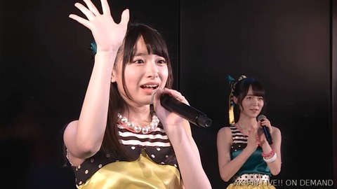 【画像】AKB48久保怜音ちゃん、14歳のカラダ