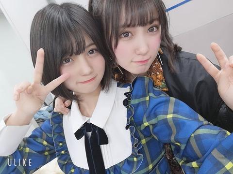 【AKB48】矢作萌夏より小畑優奈の方が可愛いよな【SKE48】