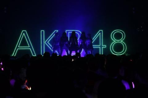 【朗報】AKB48さん、無事に新体感ライブ祭りを強行