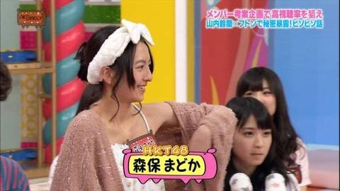 【HKT48】森保まどかが言ってた「メンバーの半分以上が寝る前にする事(放送禁止)」って何だったの?
