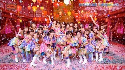【AKB48G】握手売れてないメンバーの方が仕事充実してない?