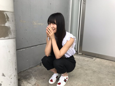 【NMB48】みるるんの靴、86400円wwwwww【白間美瑠】