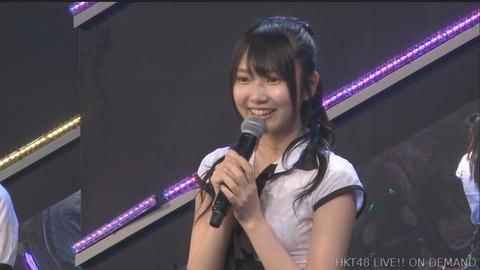 【HKT48】井上由莉耶が劇場公演で卒業発表