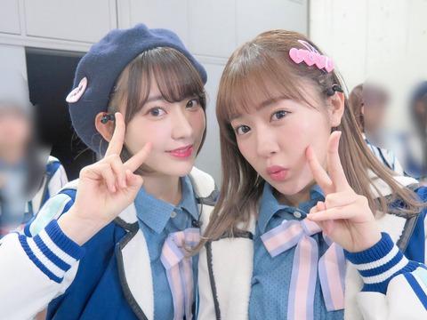 【HKT48】宮脇咲良「多田愛佳が卒業したら友達になりたい」
