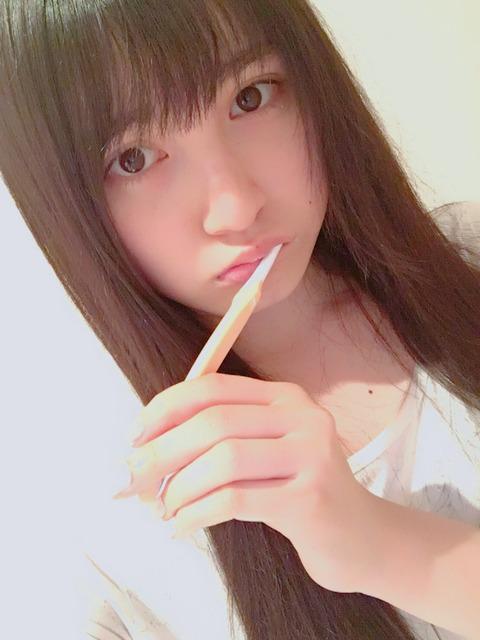 【HKT48】神志那結衣がどすっぴんを披露!!!
