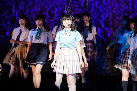 【AKB48】「天使」山田杏華登場にどよめき…「Teacher Teacher」でセンターに大抜てき