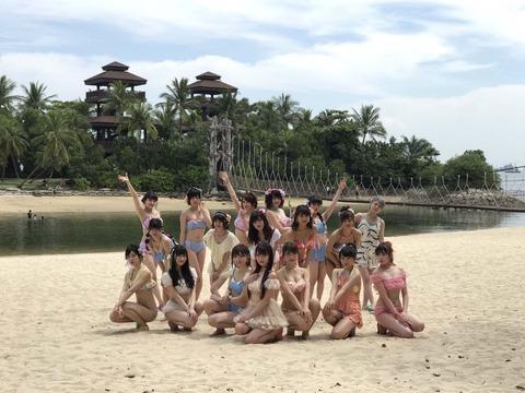 【朗報】NMB48上西怜ちゃんのおっぱいーだがこぼれ落ちそう!!!
