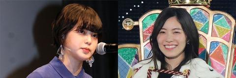 【文春】「孤独と戦って…」松井珠理奈と平手友梨奈、絶対的センターの悲しき共通点www