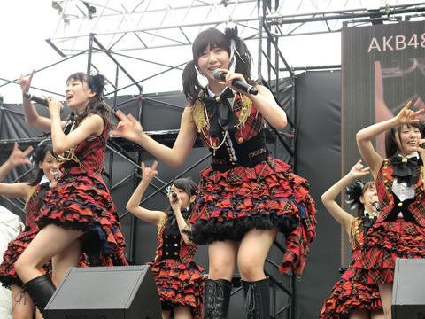 【朗報】AKB48若手メンバーの名古屋フリーライブが最高だった