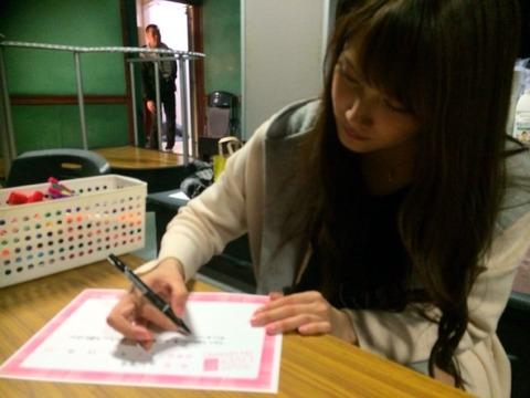 【悲報】あんにんの手が全然治ってない・・・【AKB48・入山杏奈】
